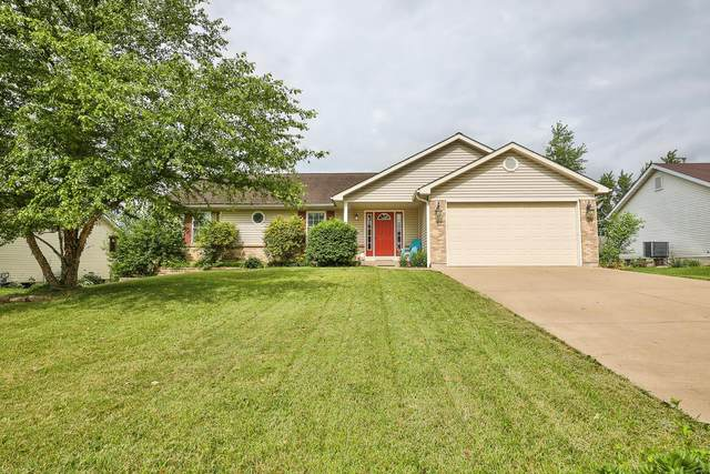 90 Weatherby Lane, Wright City, MO 63390 (#21033395) :: The Becky O'Neill Power Home Selling Team