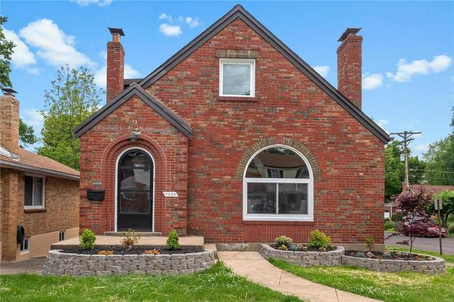 7522 Weil Avenue, St Louis, MO 63119 (#21033432) :: Parson Realty Group