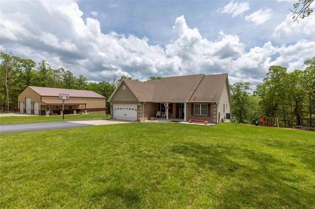 3804 Remington Ridge, Farmington, MO 63640 (#21033489) :: Clarity Street Realty
