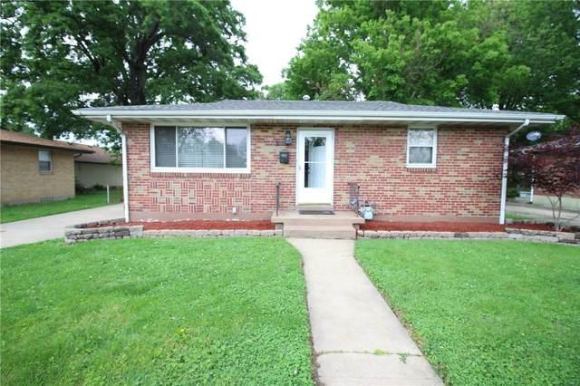1513 Joy Avenue, Granite City, IL 62040 (#21033499) :: Hartmann Realtors Inc.