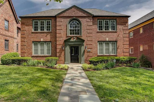 7385 Pershing Ave. #2, University City, MO 63130 (#21033618) :: Friend Real Estate