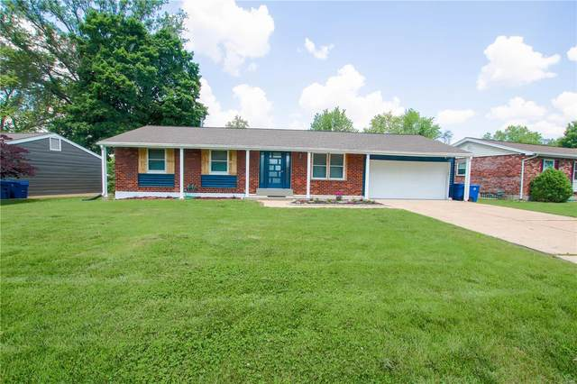 5357 Cherryview, St Louis, MO 63128 (#21033627) :: Parson Realty Group