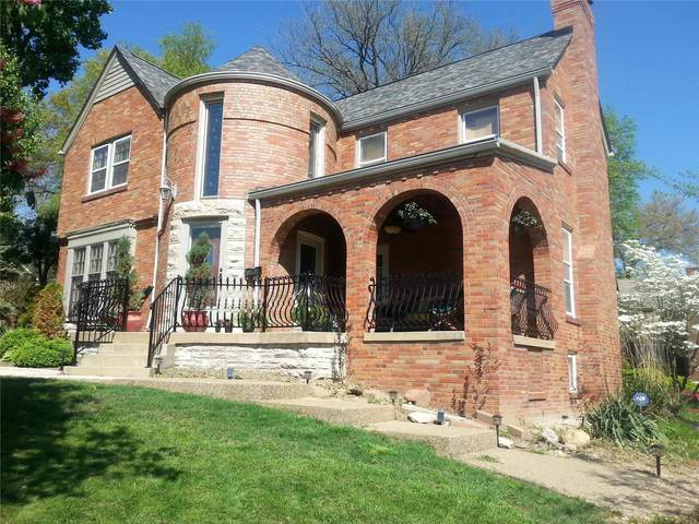 7219 Canterbury, St Louis, MO 63121 (#21033650) :: RE/MAX Professional Realty