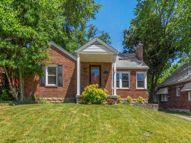 9001 Moritz, Brentwood, MO 63144 (#21033667) :: Reconnect Real Estate