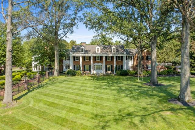 9633 Ladue Road, St Louis, MO 63124 (#21033681) :: Clarity Street Realty