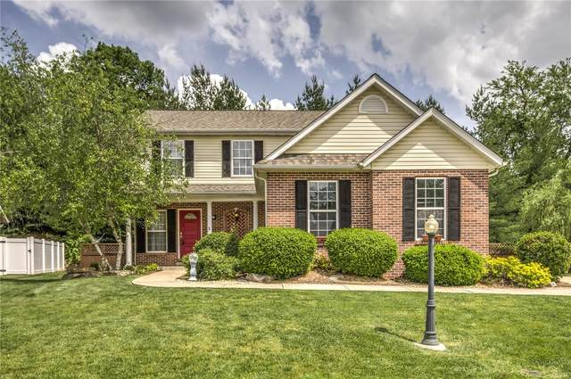 4609 Camellia Place, Godfrey, IL 62035 (#21033682) :: Parson Realty Group