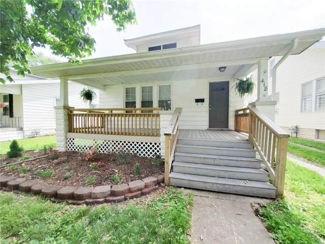 418 Cherry Street, Edwardsville, IL 62025 (#21033690) :: Parson Realty Group