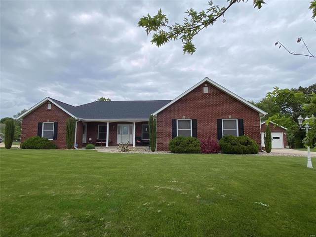 112 Village View Drive, DAMIANSVILLE, IL 62215 (#21033691) :: Fusion Realty, LLC