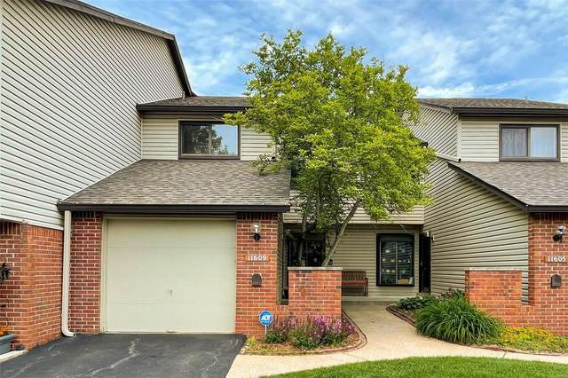 11609 Maple Glen Court, Unincorporated, MO 63146 (#21033774) :: Parson Realty Group