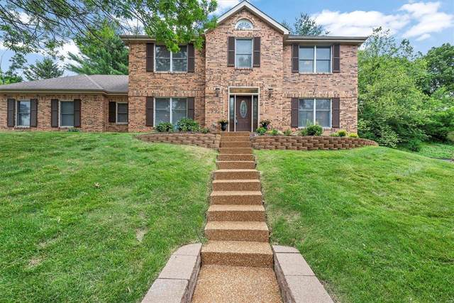2462 Powders Mill, Wildwood, MO 63005 (#21033794) :: Parson Realty Group