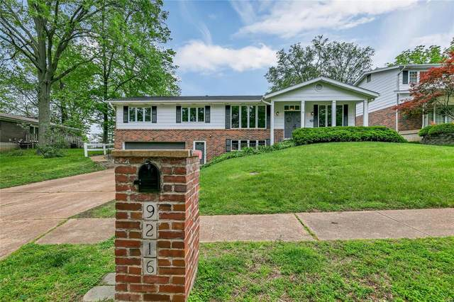 9216 Mountain Ash Trail, St Louis, MO 63126 (#21033817) :: The Becky O'Neill Power Home Selling Team
