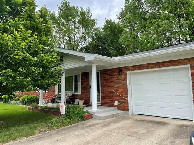 18 Carolyn Street, Glen Carbon, IL 62034 (#21033848) :: Hartmann Realtors Inc.