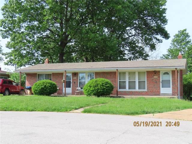 7754 Nacomis Drive, St Louis, MO 63121 (#21033851) :: Jenna Davis Homes LLC