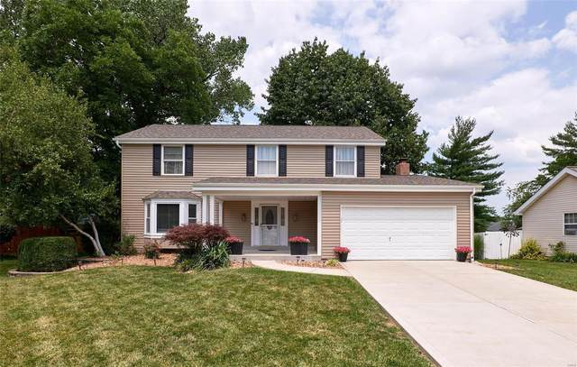 5 Lippizan Road, Saint Peters, MO 63376 (#21033932) :: St. Louis Finest Homes Realty Group