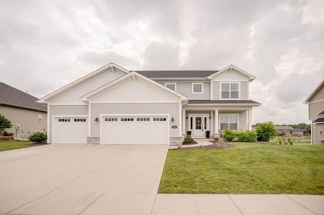 1316 Ashton Falls Drive, O'Fallon, IL 62269 (#21033934) :: Clarity Street Realty