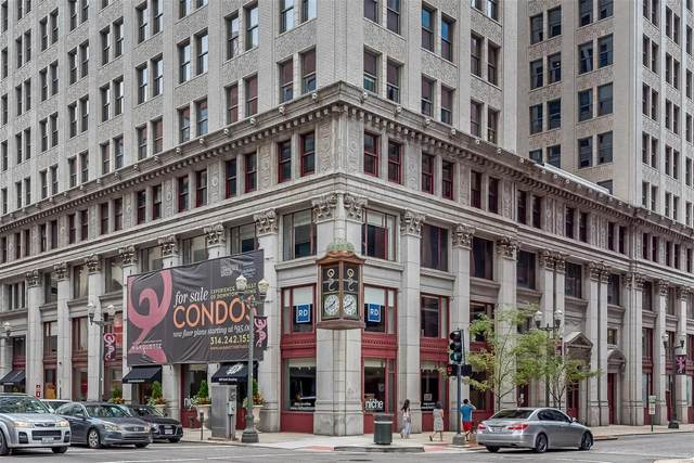 314 N Broadway #1208, St Louis, MO 63102 (#21033973) :: Reconnect Real Estate