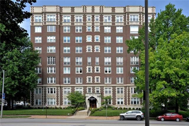 725 S Skinker Boulevard 7C, St Louis, MO 63105 (#21034045) :: Friend Real Estate