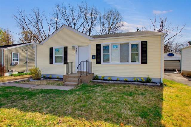 3628 Boswell Avenue, St Louis, MO 63114 (#21034062) :: Clarity Street Realty
