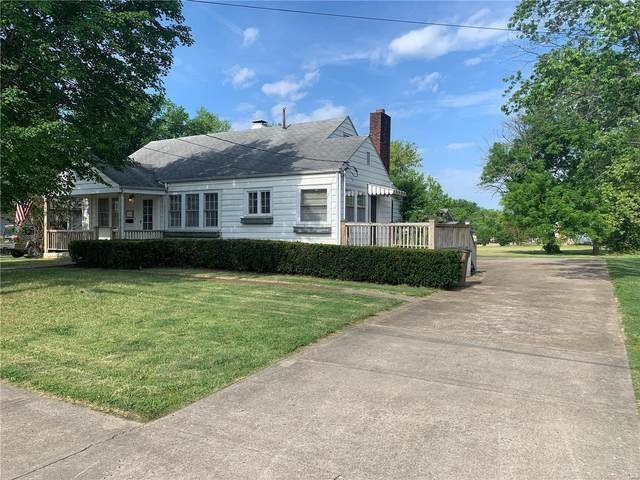110 Marshall, Fredericktown, MO 63645 (#21034174) :: Parson Realty Group