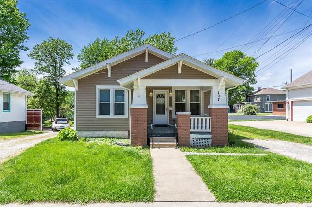 107 S Guernsey Street, Collinsville, IL 62234 (#21034229) :: Parson Realty Group
