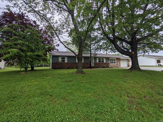 1427 Charleston Road, Salem, IL 62881 (#21034275) :: St. Louis Finest Homes Realty Group