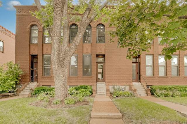 4333 Laclede Ave. E, St Louis, MO 63108 (#21034311) :: Matt Smith Real Estate Group