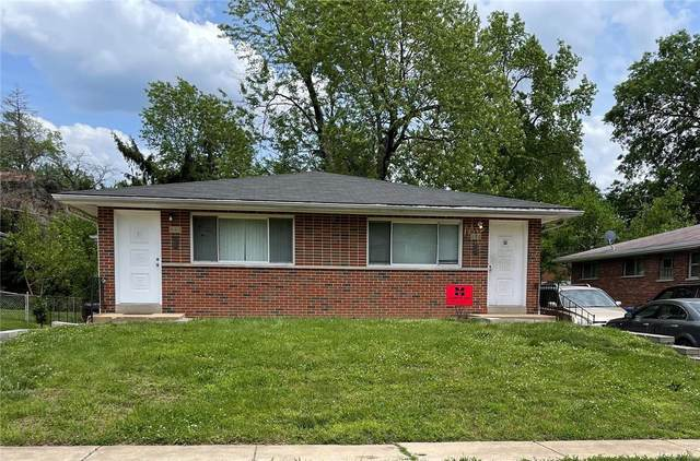 442 Warford Avenue, St Louis, MO 63135 (#21034314) :: Parson Realty Group