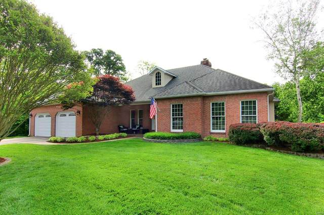 424 Oak Forest Dr., Jackson, MO 63755 (#21034337) :: Parson Realty Group
