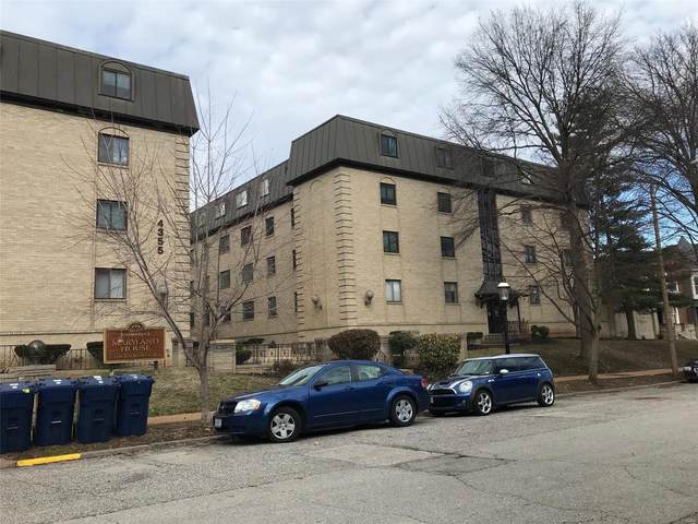 4355 Maryland Avenue #323, St Louis, MO 63108 (#21034394) :: The Becky O'Neill Power Home Selling Team