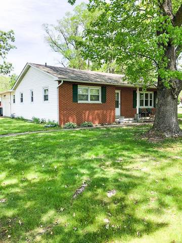 272 4th Street, MOUNT OLIVE, IL 62069 (#21034476) :: Fusion Realty, LLC