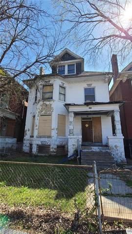 1236 Goodfellow Boulevard, St Louis, MO 63112 (#21034503) :: Parson Realty Group