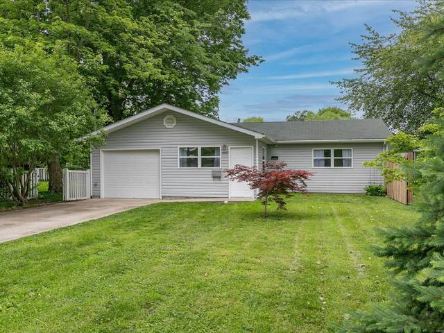 542 Shellview Street, Bethalto, IL 62010 (#21034537) :: Reconnect Real Estate