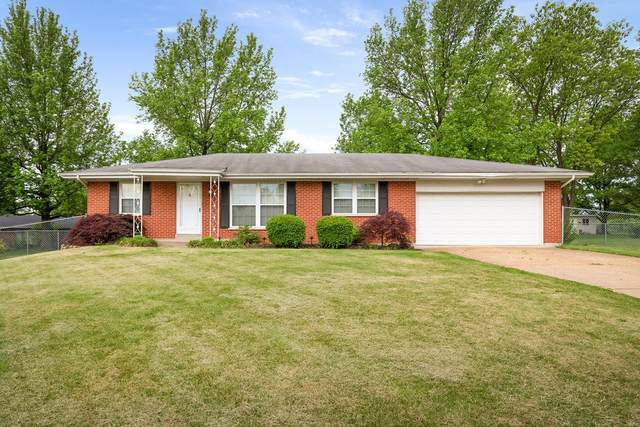 4940 Theiss, St Louis, MO 63128 (#21034539) :: Parson Realty Group