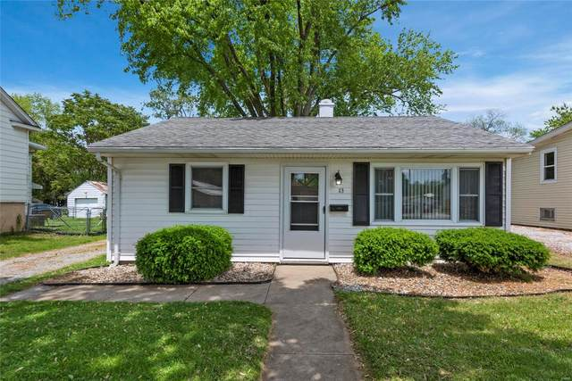 113 1st Avenue, Edwardsville, IL 62025 (#21034541) :: Fusion Realty, LLC