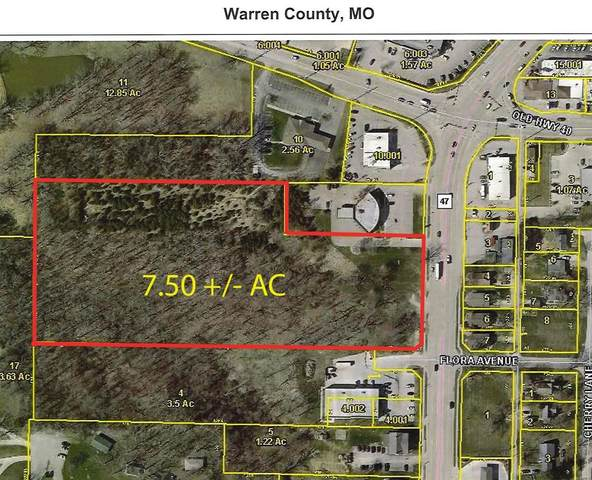 0 N Hwy 47, Warrenton, MO 63383 (#21034550) :: Mid Rivers Homes