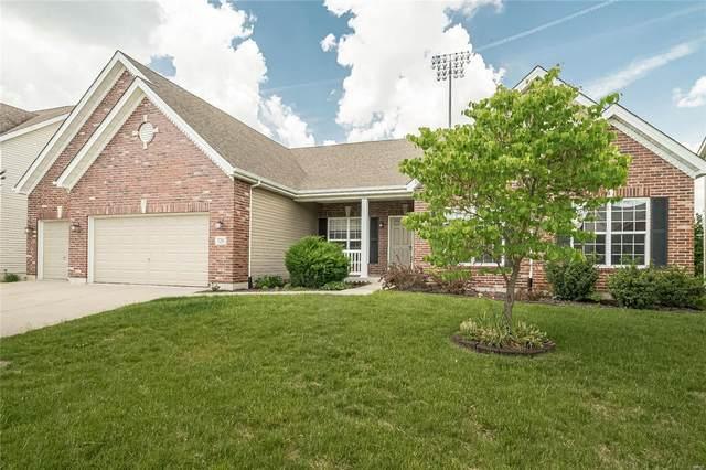 320 Trailhead Way, Dardenne Prairie, MO 63368 (#21034572) :: PalmerHouse Properties LLC