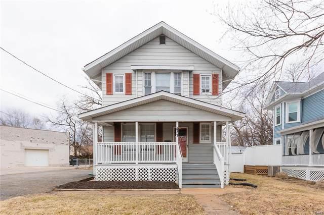 437 S Elm Avenue, St Louis, MO 63119 (#21034585) :: Parson Realty Group