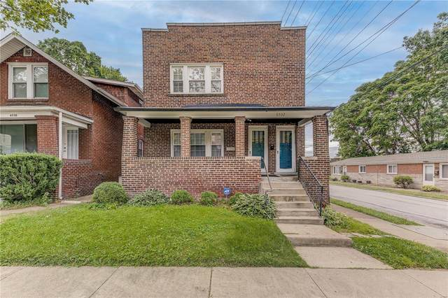 6532 Chamberlain Avenue, St Louis, MO 63130 (#21034612) :: Parson Realty Group