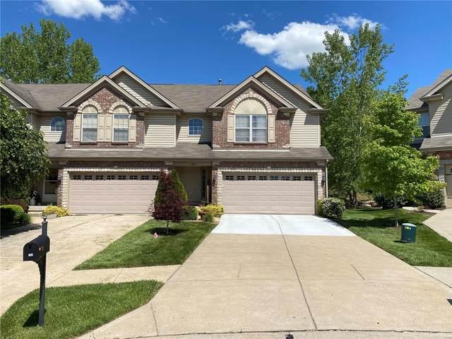145 Distinction Drive, Lake St Louis, MO 63367 (#21034619) :: Kelly Hager Group | TdD Premier Real Estate