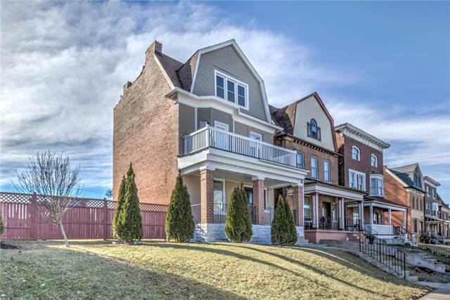 4544 Washington Boulevard, St Louis, MO 63108 (#21034705) :: Matt Smith Real Estate Group