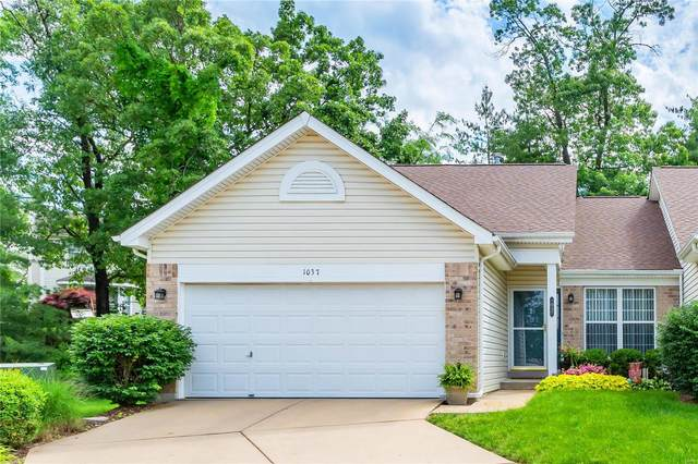1037 Arbor Pointe, Manchester, MO 63088 (#21034708) :: Parson Realty Group
