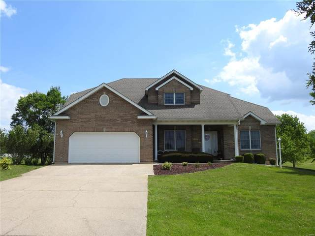 11140 Breeden Drive, Rolla, MO 65401 (#21034713) :: Parson Realty Group