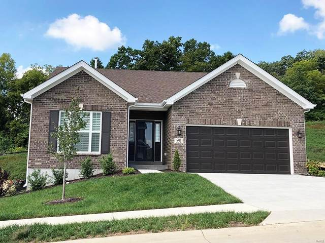 1 @ Aspen II At Rockwood Forest, Eureka, MO 63025 (#21034717) :: Parson Realty Group
