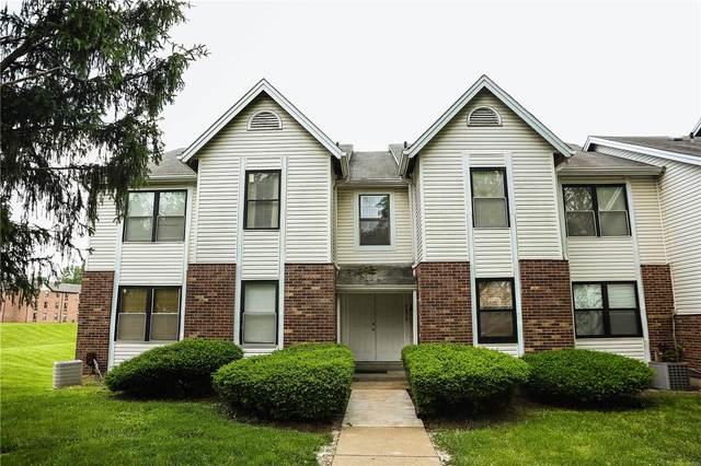 6470 White Cap Lane D, Florissant, MO 63033 (#21034729) :: Reconnect Real Estate