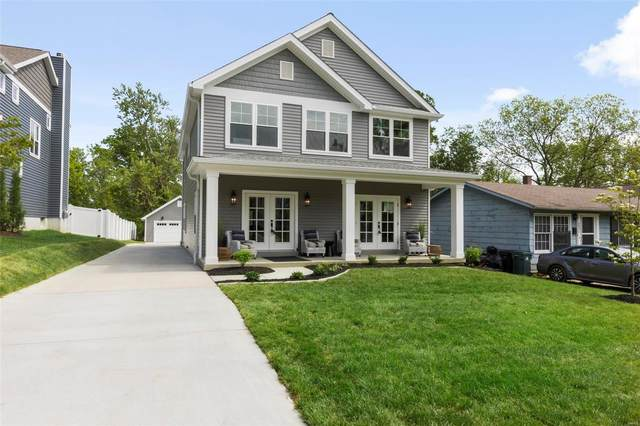 335 W Rose Hill Avenue, Kirkwood, MO 63122 (#21034730) :: Parson Realty Group