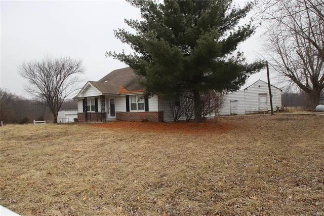 1834 County Farm Road, Wright City, MO 63390 (#21034734) :: Jeremy Schneider Real Estate