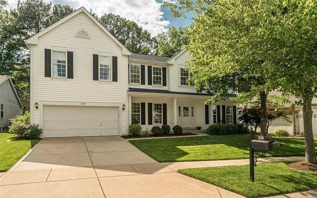 259 Windy Acres Estates, Ballwin, MO 63021 (#21034760) :: The Becky O'Neill Power Home Selling Team