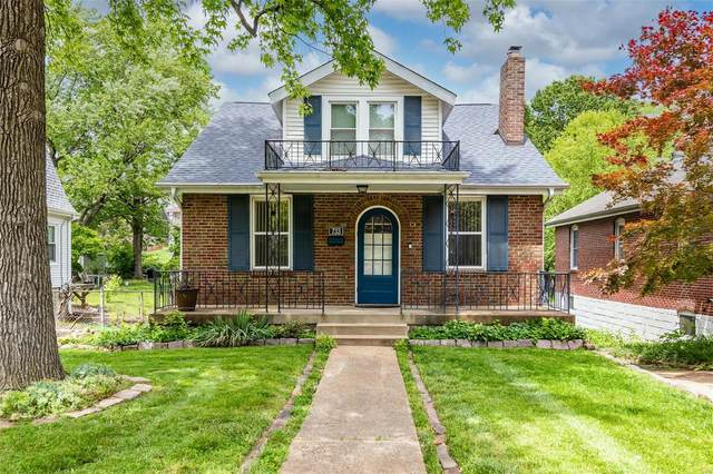 733 Newport Avenue, St Louis, MO 63119 (#21034782) :: The Becky O'Neill Power Home Selling Team