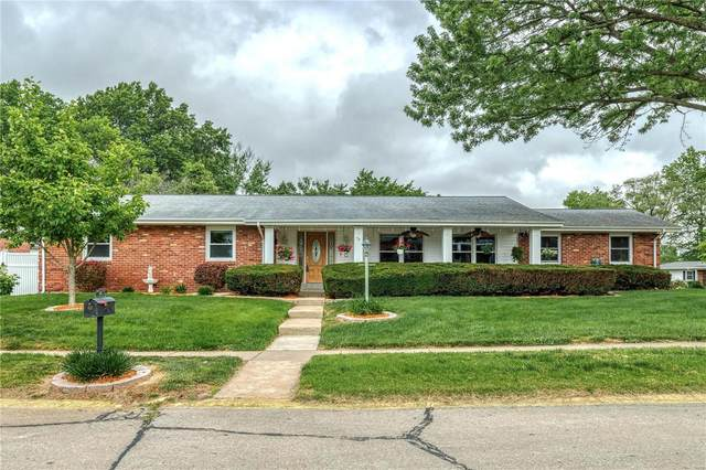 79 Burning Tree Drive, Chesterfield, MO 63017 (#21034794) :: Parson Realty Group