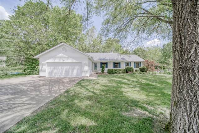 1303 Sycamore Drive, Rolla, MO 65401 (#21034804) :: Parson Realty Group